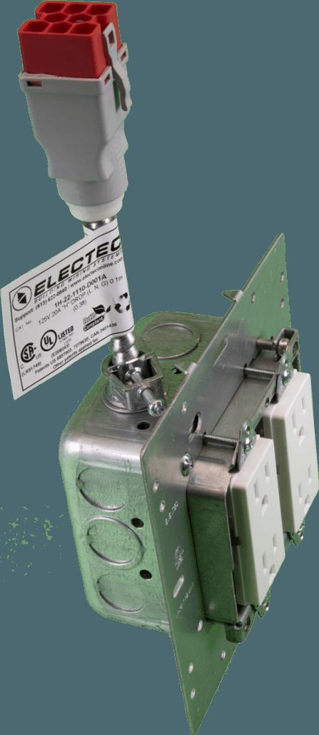 EZ-Wiring Prewired Plug-in Assemblies