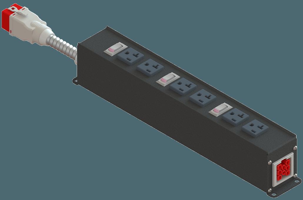 EZ-Wiring Multi-circuit Power Hub