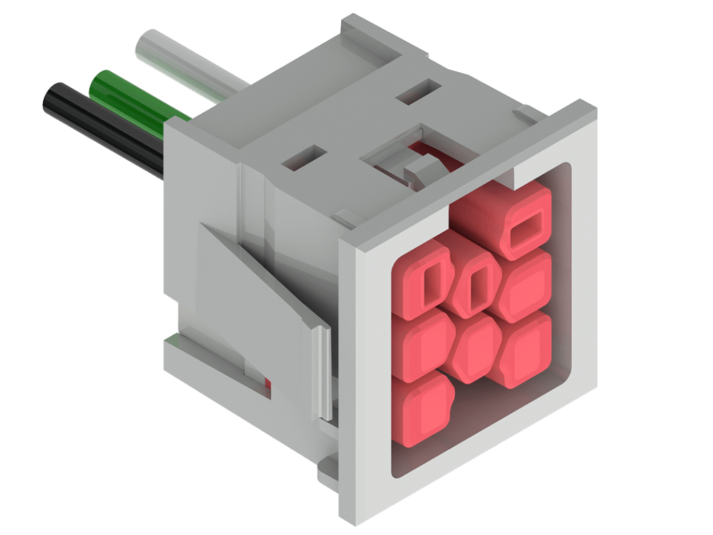 EZ-Wiring Single Receptacle